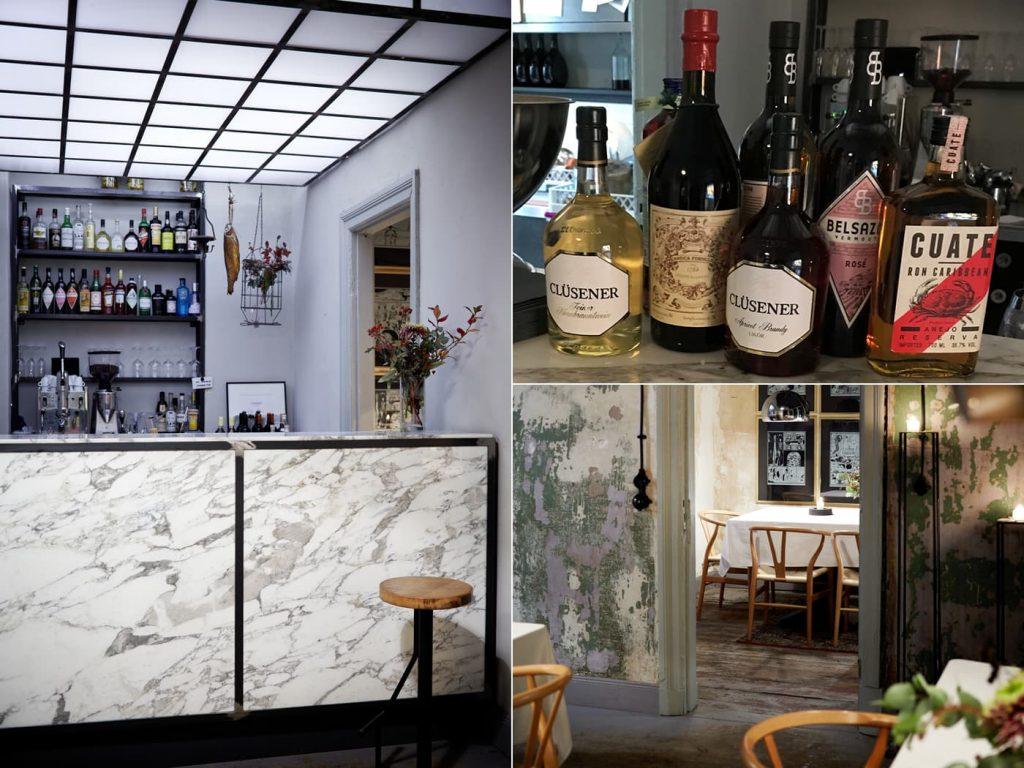 Die STANDARD Bar auf St. Pauli. Fotos: Nassim Ohadi.